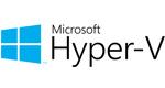 Microsoft Hyper V Logo