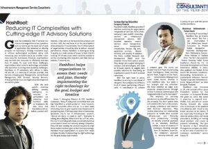 consultant review magazine