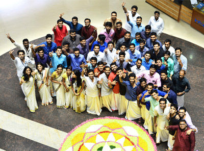 ServerAdminz Team - Onam Celebrations
